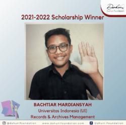 Bachtiar Mardiansyah