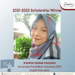 Rahma Husna Fauziyah