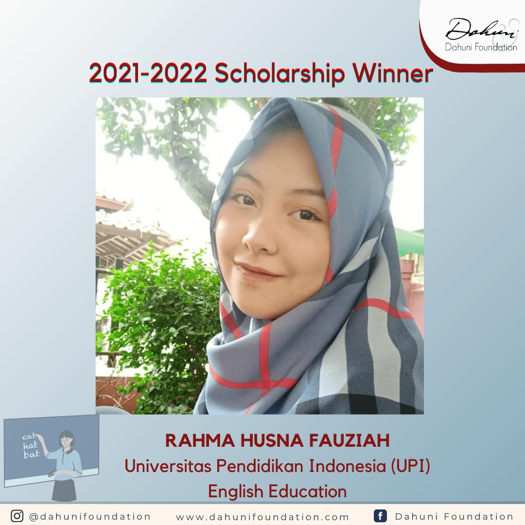 You are currently viewing Rahma Husna Fauziyah
