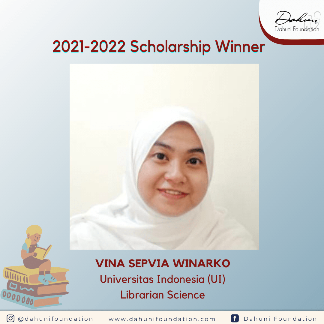 You are currently viewing Vina Sepvia Winarko