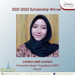 Zahida Aine Hawwa