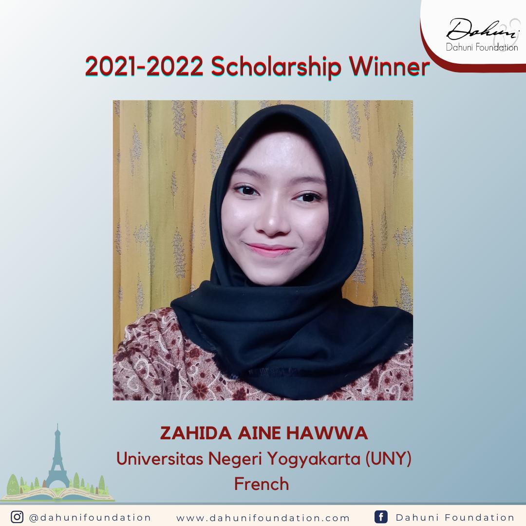 You are currently viewing Zahida Aine Hawwa